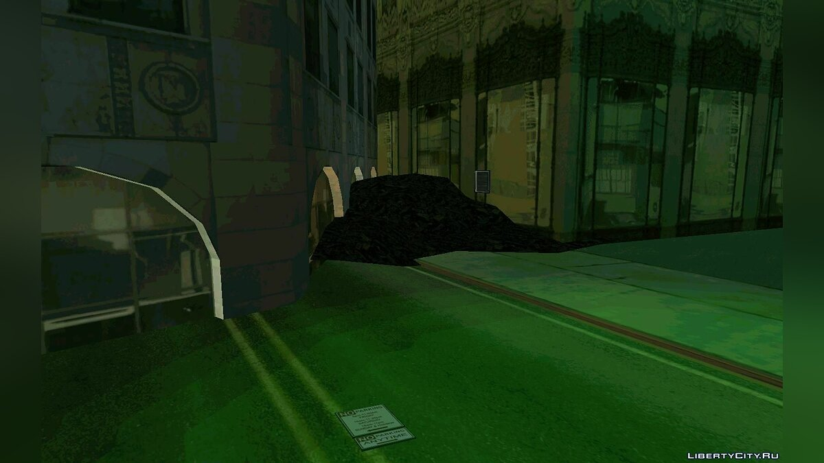 New mission Dead City: 900 days (episode 1) for GTA San Andreas