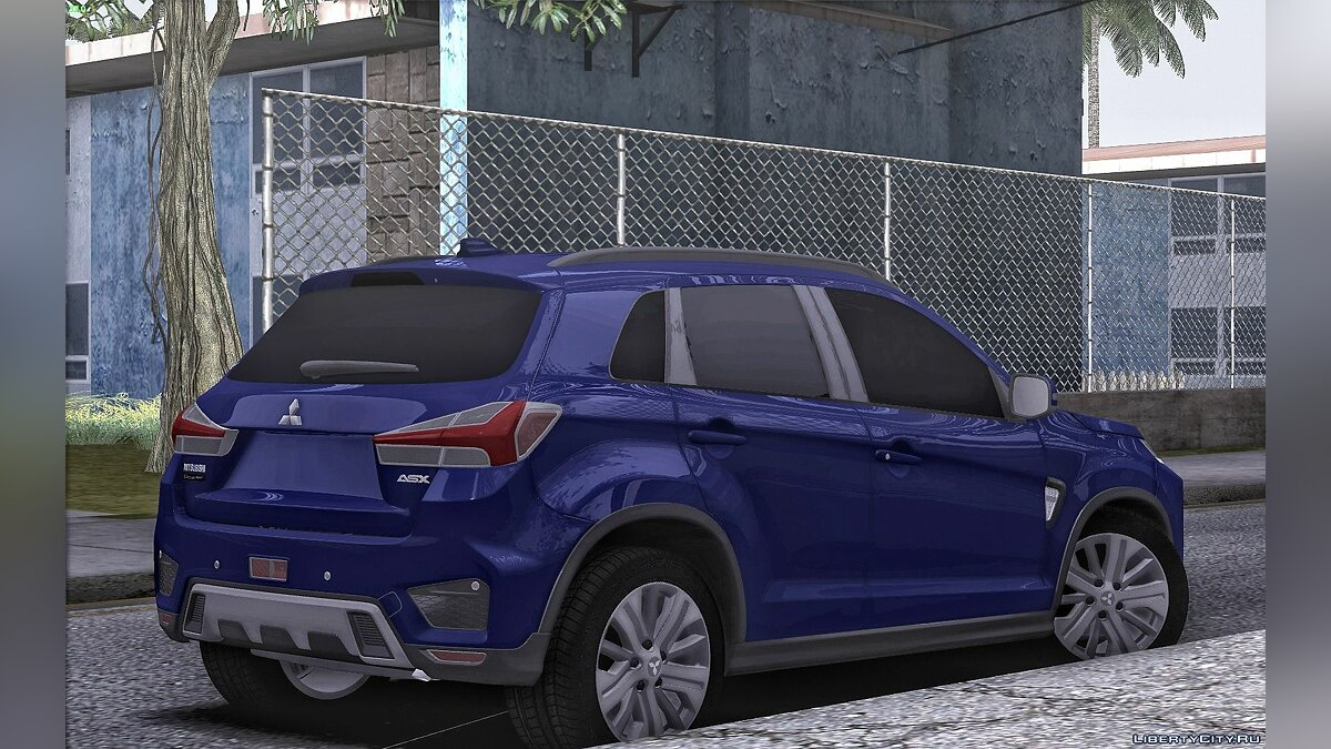 Mitsubishi car Mitsubishi ASX 2020 for GTA San Andreas