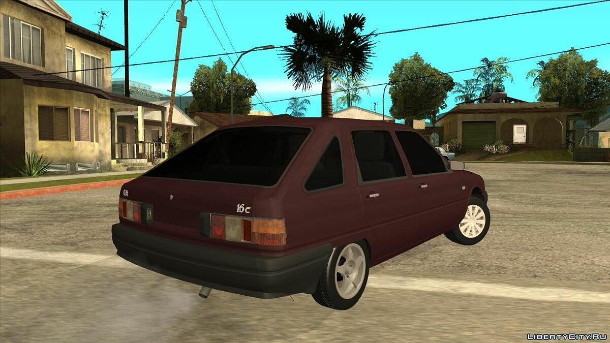Moskvitch car IZH-2126 for GTA San Andreas