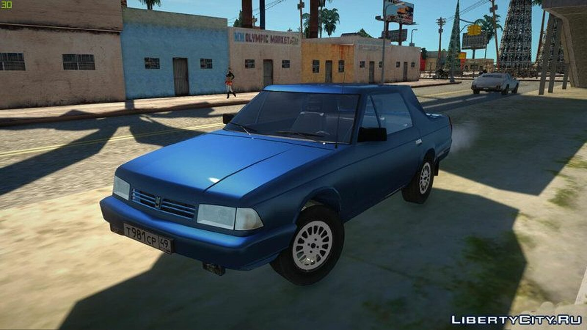 Moskvitch car Moskvich 2142SO Duet for GTA San Andreas