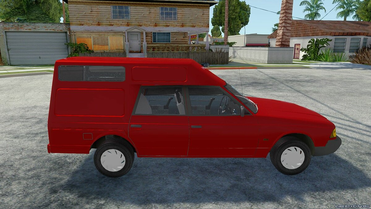 Moskvitch car Moskvich-2901 Svyatogor for GTA San Andreas