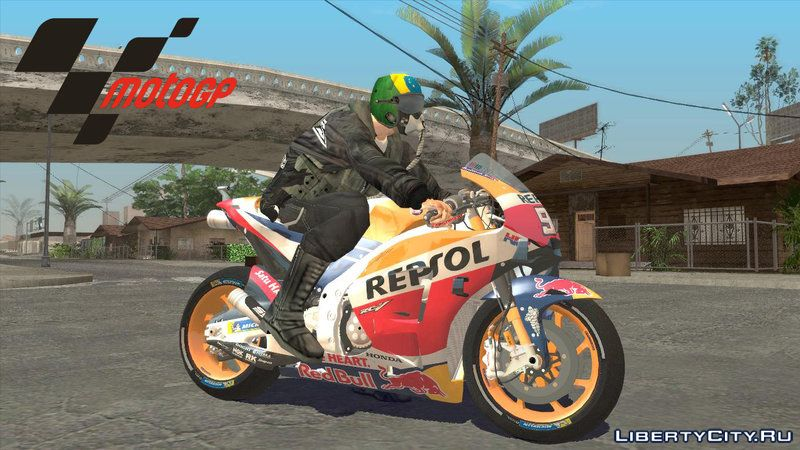 Replacement of pizzaboy dff in GTA San Andreas (24 file)