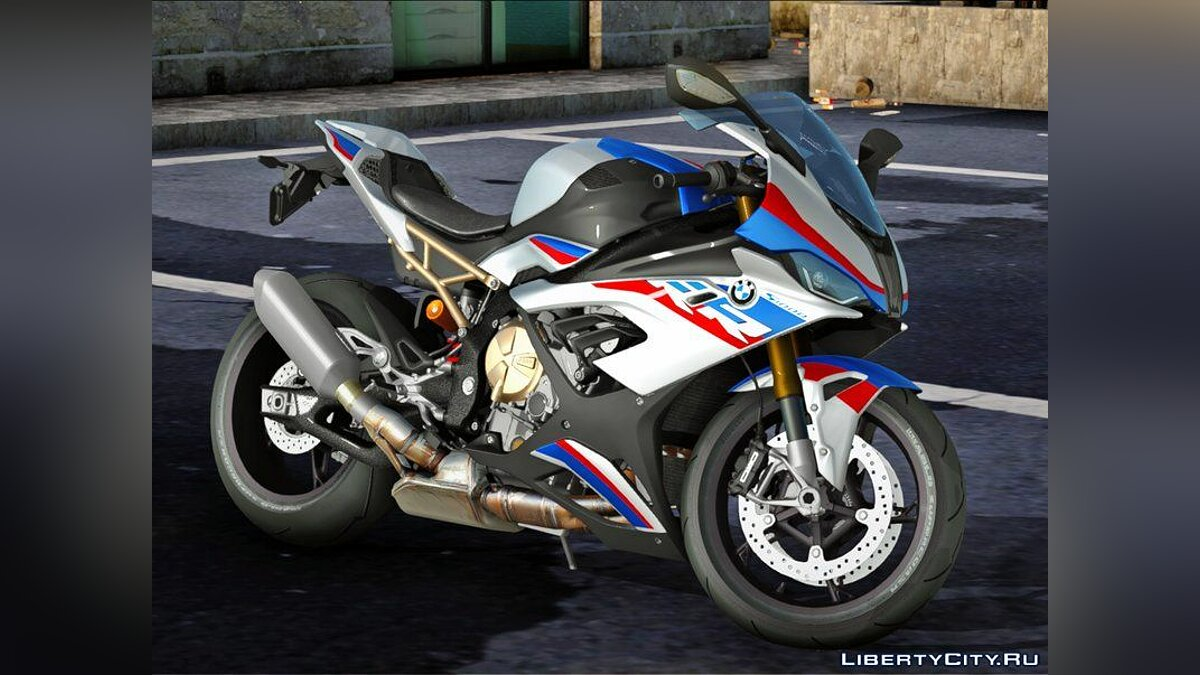 Motorbike 2020 BMW S1000RR for GTA San Andreas