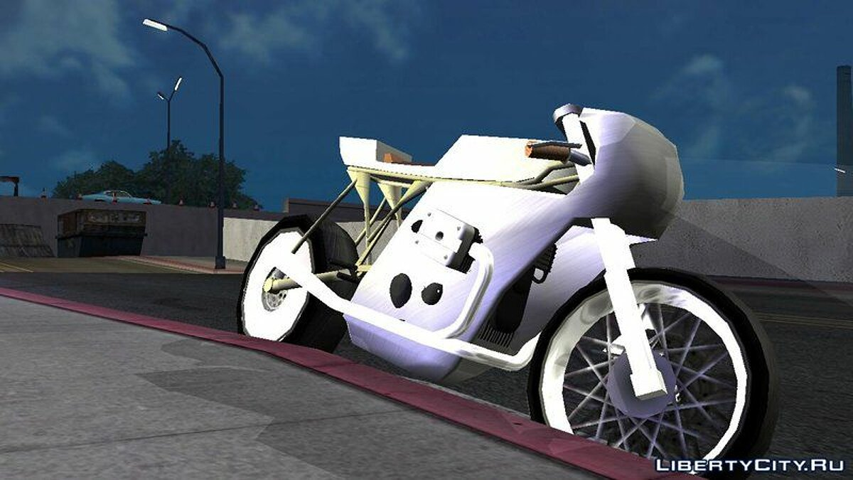 Motorbike FCR-1000 Sultans of Sprint for GTA San Andreas