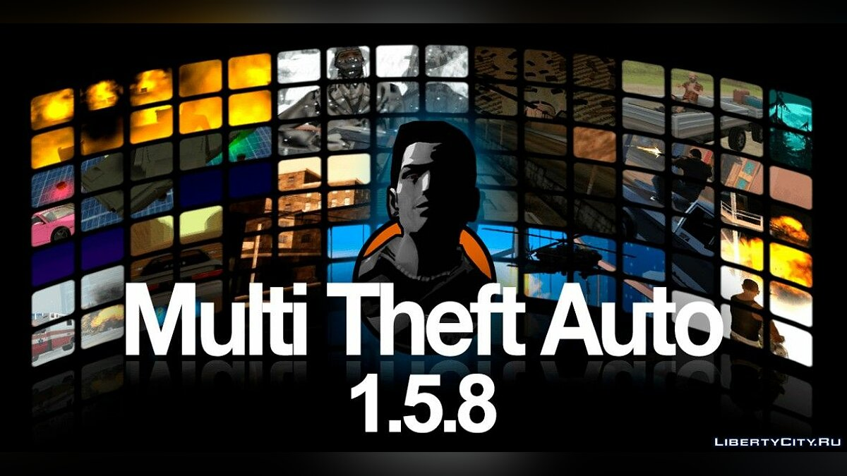 Client Multi Theft Auto 1.5.8 R1 (MTA: SA) - Linux x32 and x64 Server for GTA San Andreas