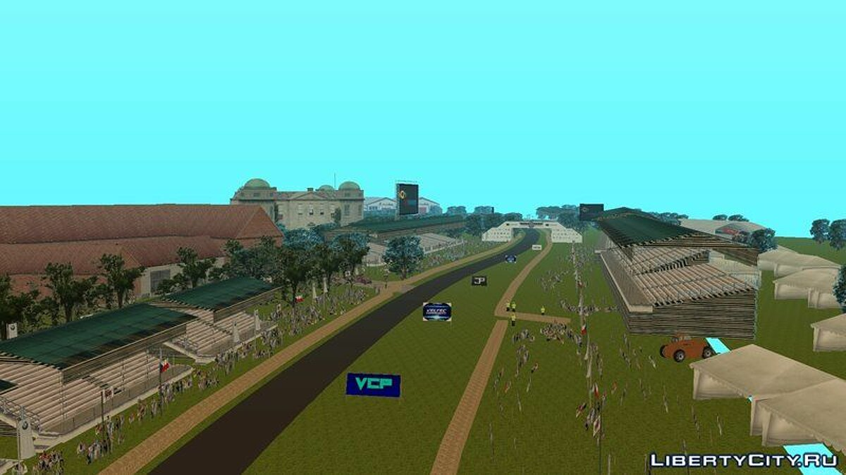 Map Goodwood Festival of Speed 2019 for GTA San Andreas