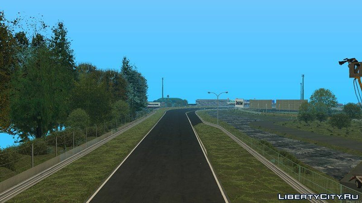 Map Tsukuba (MTA only) for GTA San Andreas