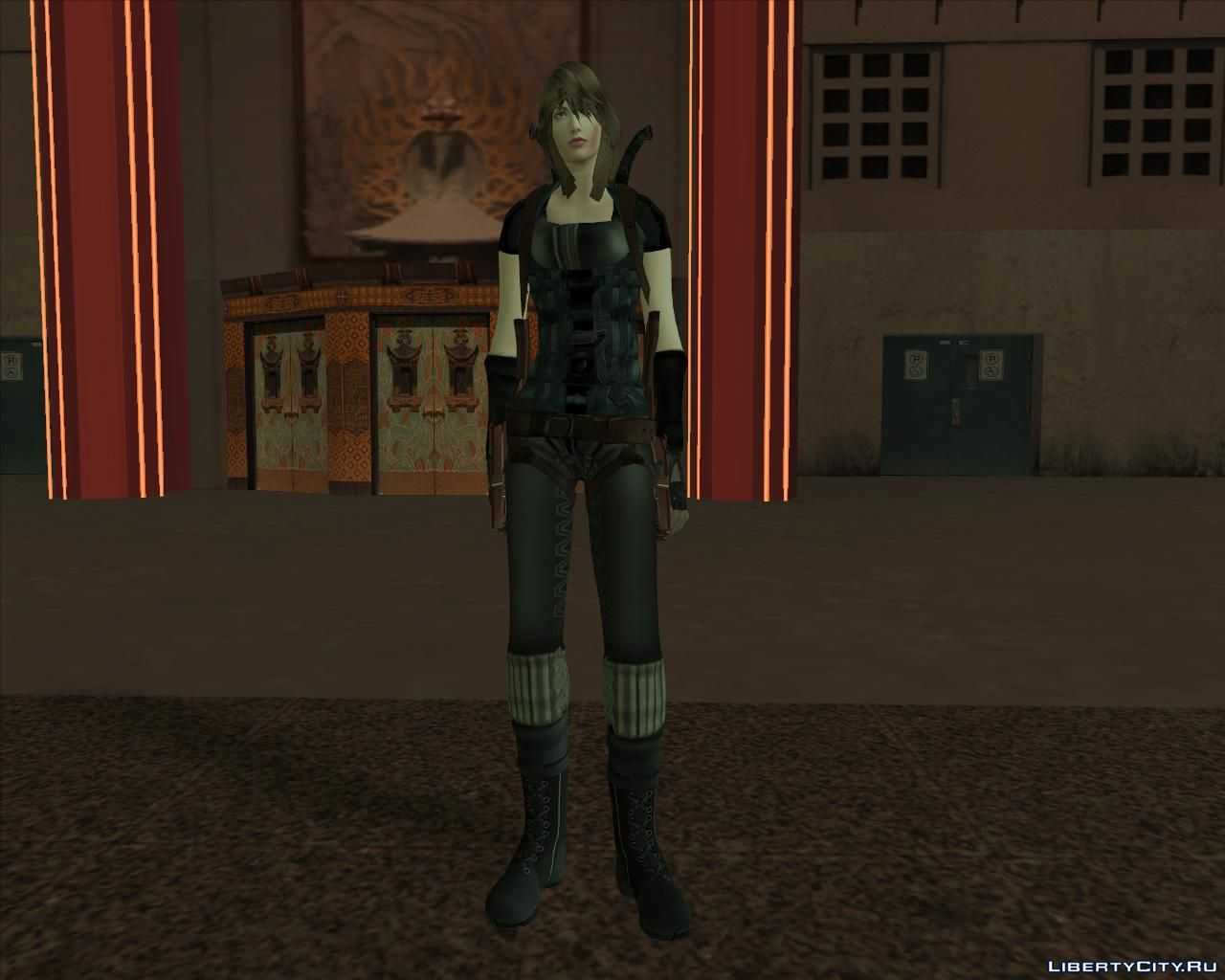 View Resident Evil Alice Haircut Pics