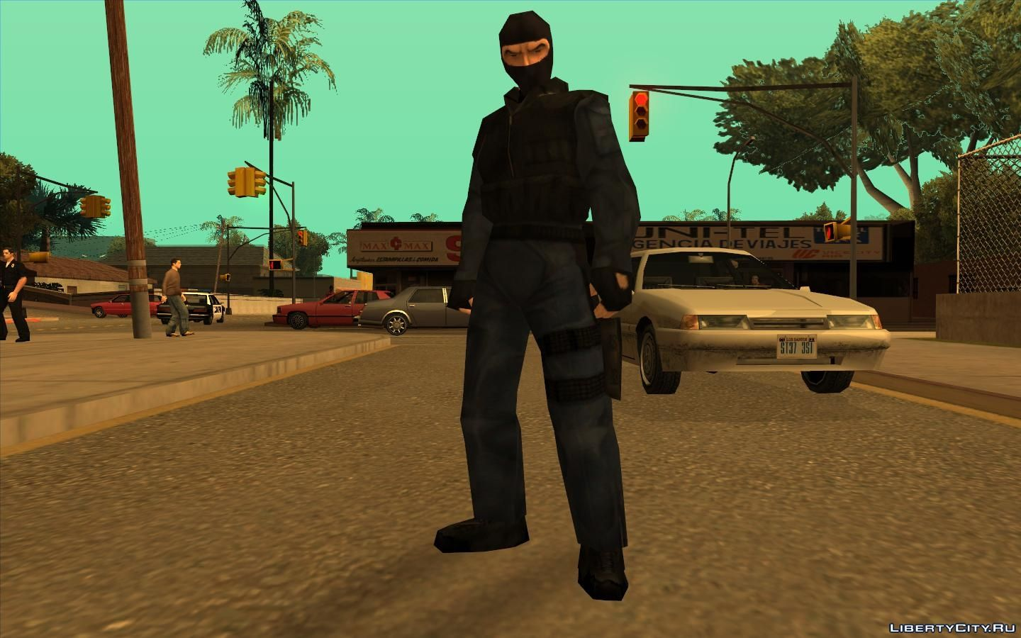 Urban From Counter Strike Beta 11 For Gta San Andreas