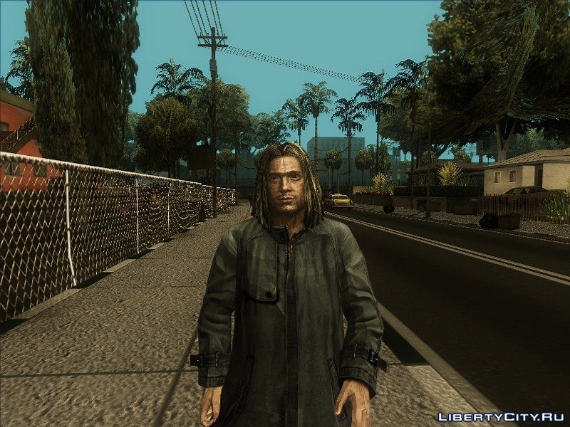 Walter Sullivan From Silent Hill 4 The Room For Gta San Andreas