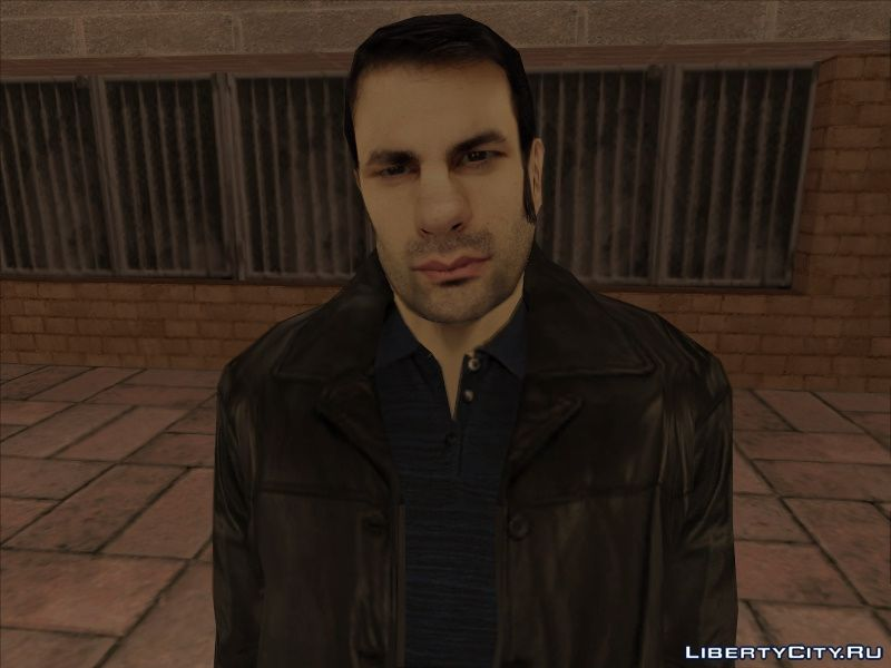 Pak Skins From Max Payne 2 For Gta San Andreas