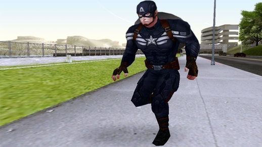 marvel future fight captain america the winter soldier for gta