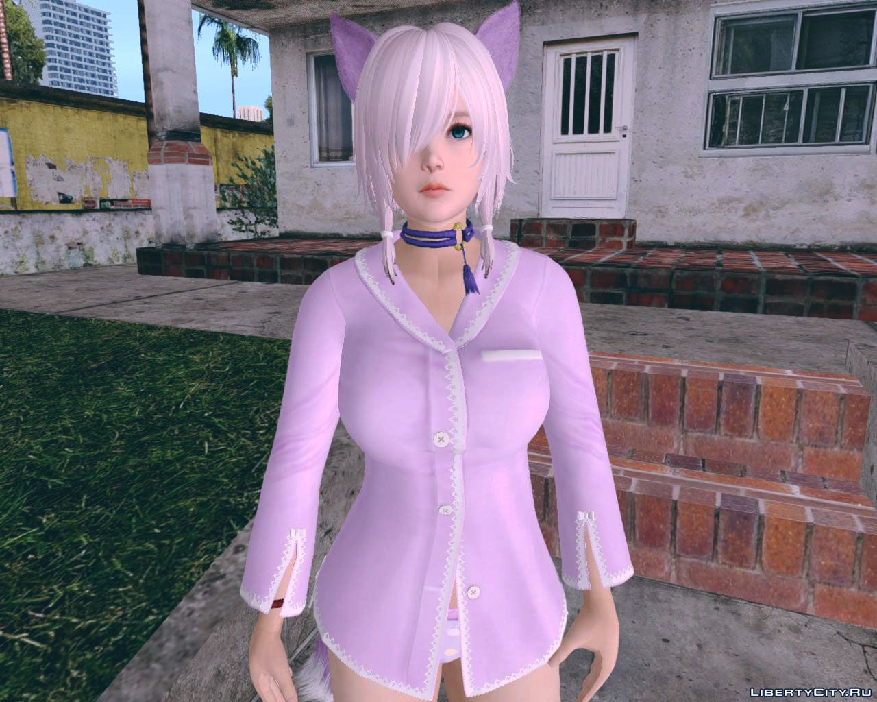 Luna [Kitsune] Mod From Dead or Alive Xtreme: Venus Vacation