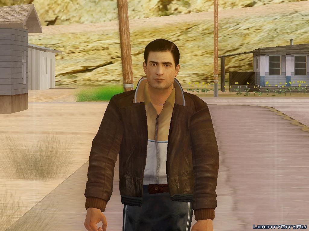 Vito Scaletta Niko Bellic Clothing For Gta San Andreas