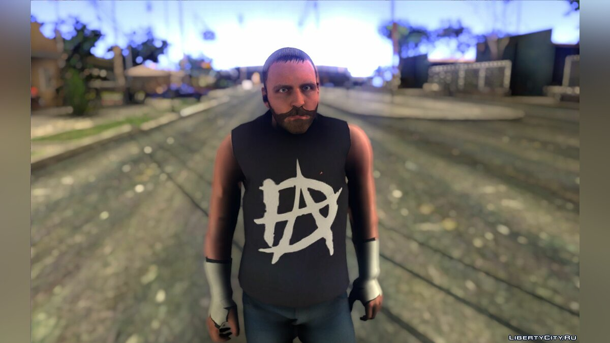 New character Дин Эмброус for GTA San Andreas
