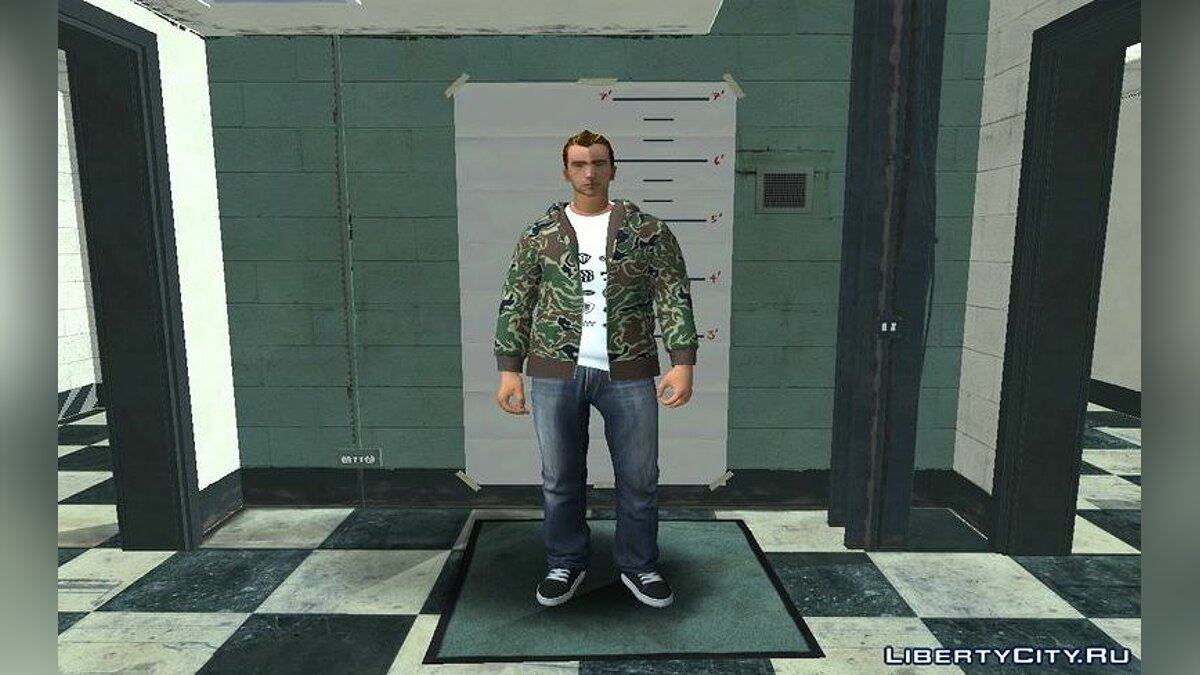 New character Kent Paul's New Skin - Street Style V1 for GTA San Andreas