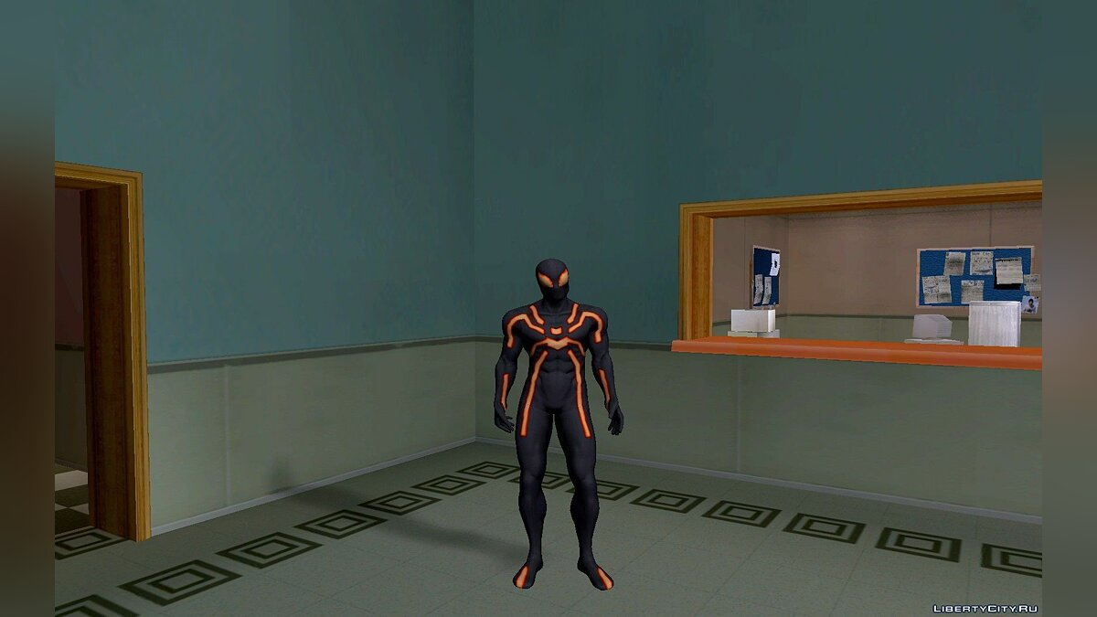 New character Spiderman in Big Time Costume for GTA San Andreas