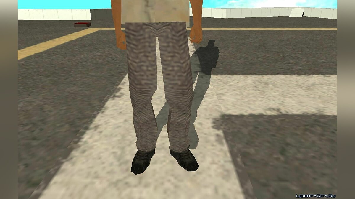New character Лео Тил for GTA San Andreas