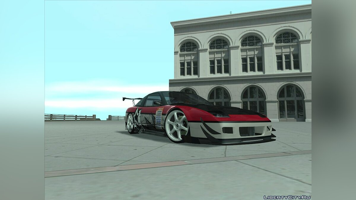 Nissan car Nissan 240SX Time Attack for GTA San Andreas
