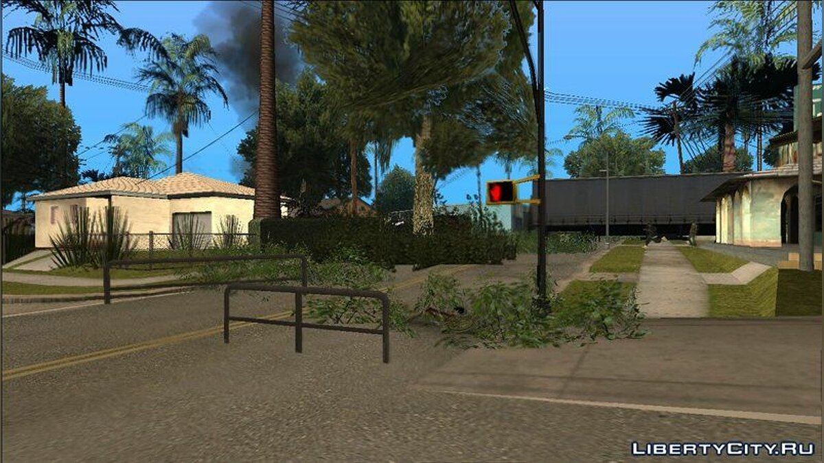 New object Apocalyptic san andreas for GTA San Andreas
