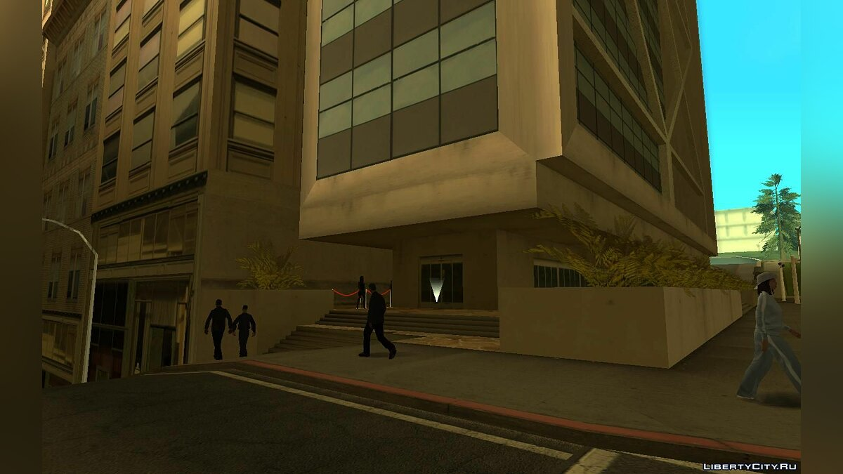 New object Penthouse in San Fierro for GTA San Andreas