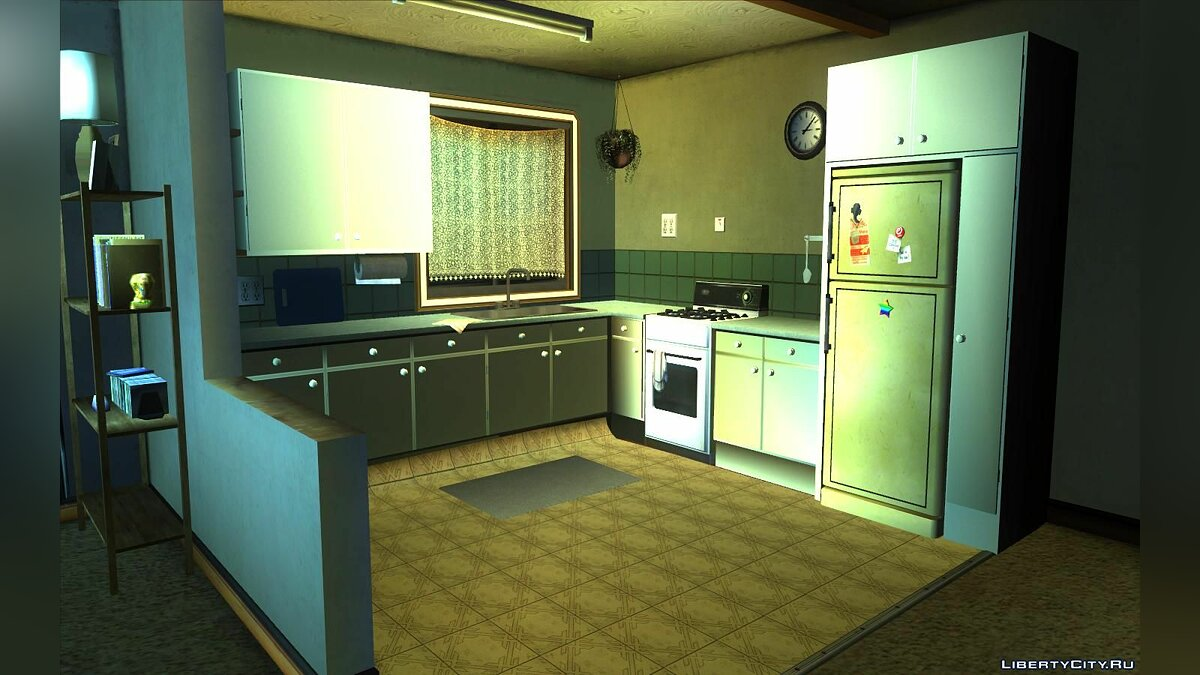 New object Apartments from GTA Online for GTA San Andreas