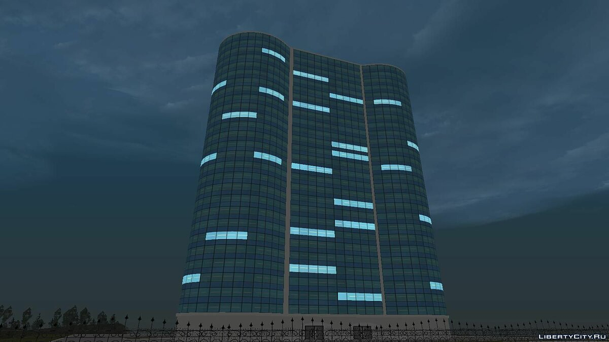 New object Skyscraper for GTA San Andreas