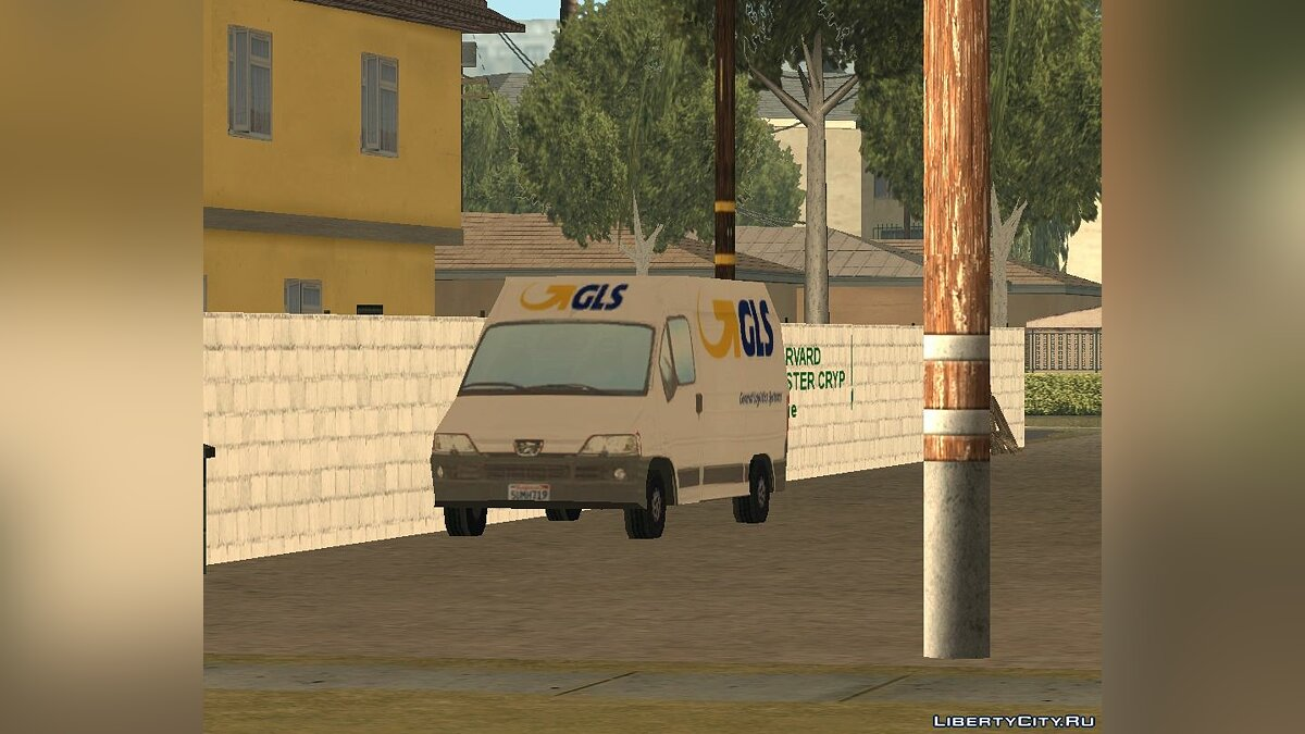 New object Mapping ghetto for GTA San Andreas