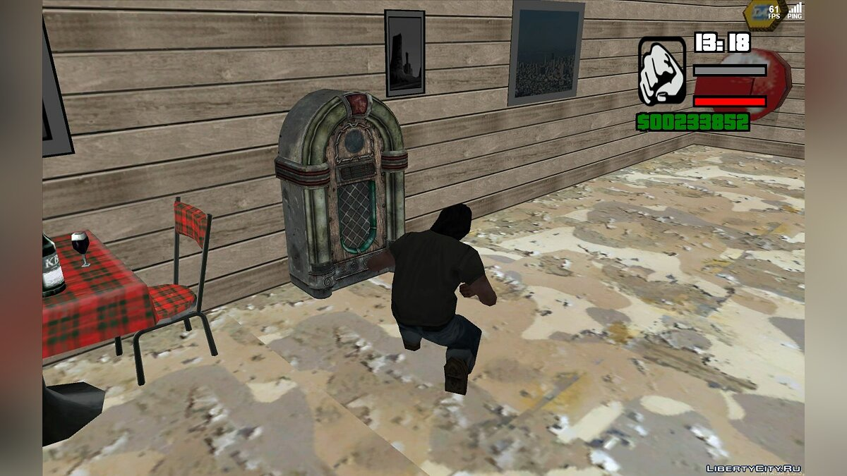 New object Jukebox for GTA San Andreas