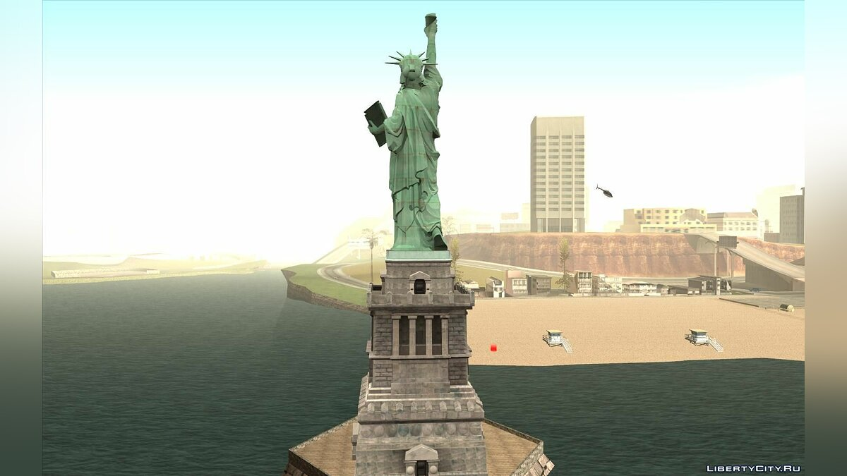 New object Statue of happiness for GTA San Andreas