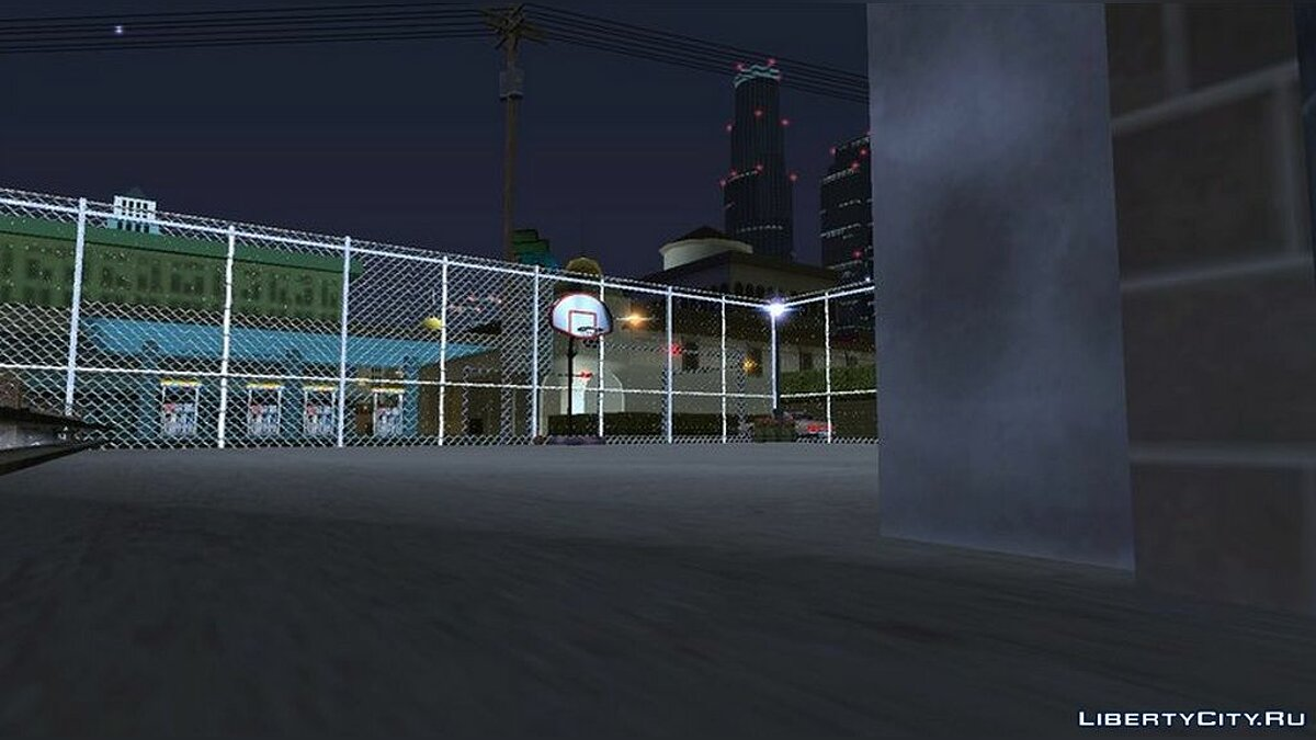 New object New house for GTA San Andreas