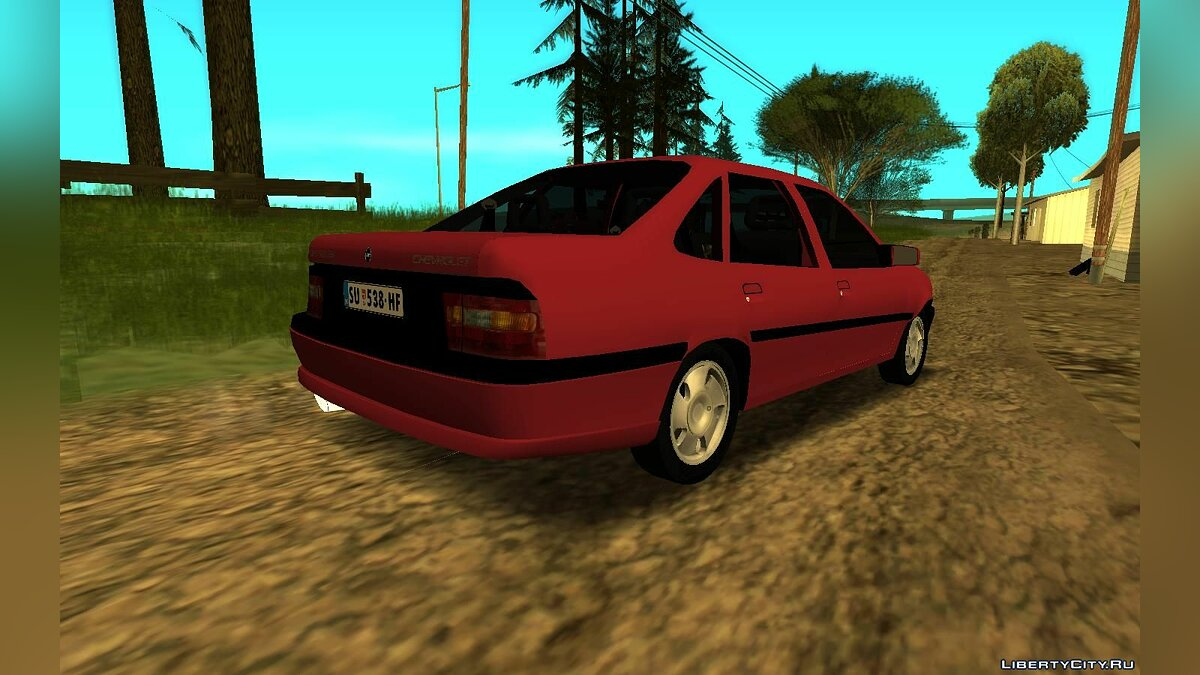 Opel car Opel Vectra A for GTA San Andreas