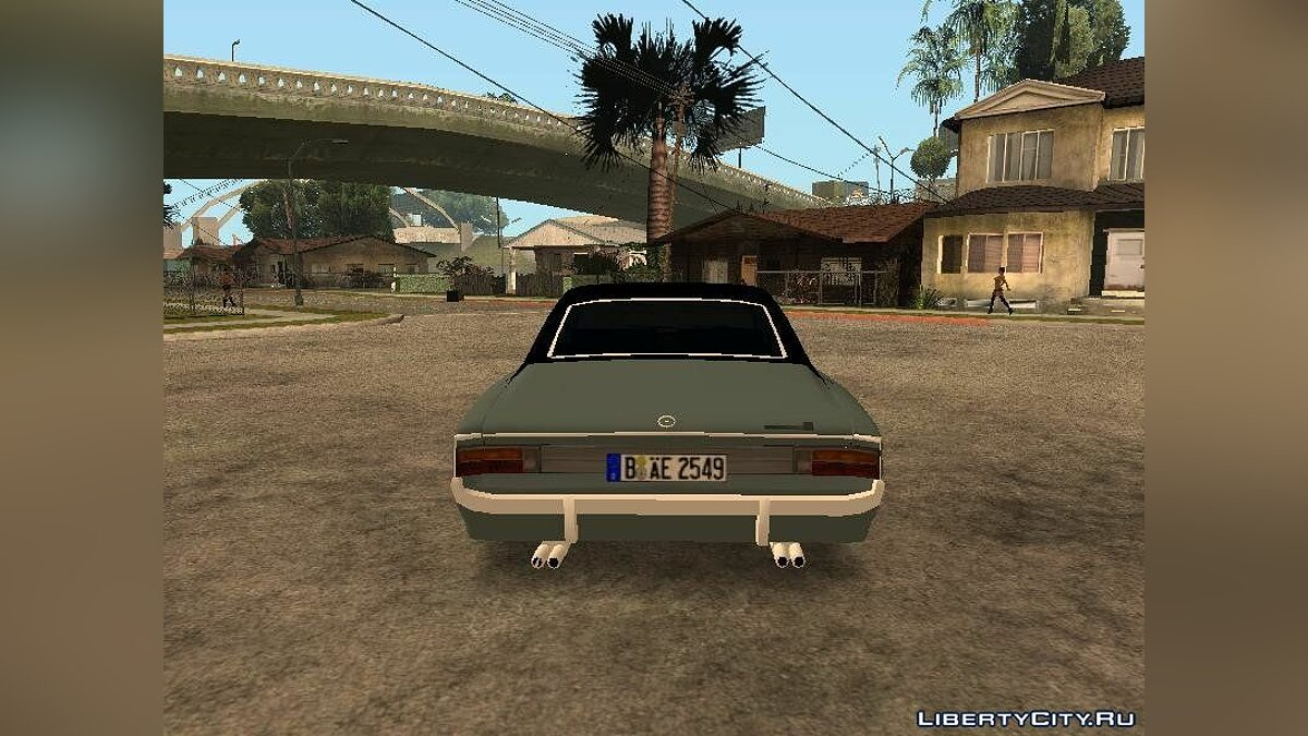 Opel car Opel Commodore A 1968 for GTA San Andreas