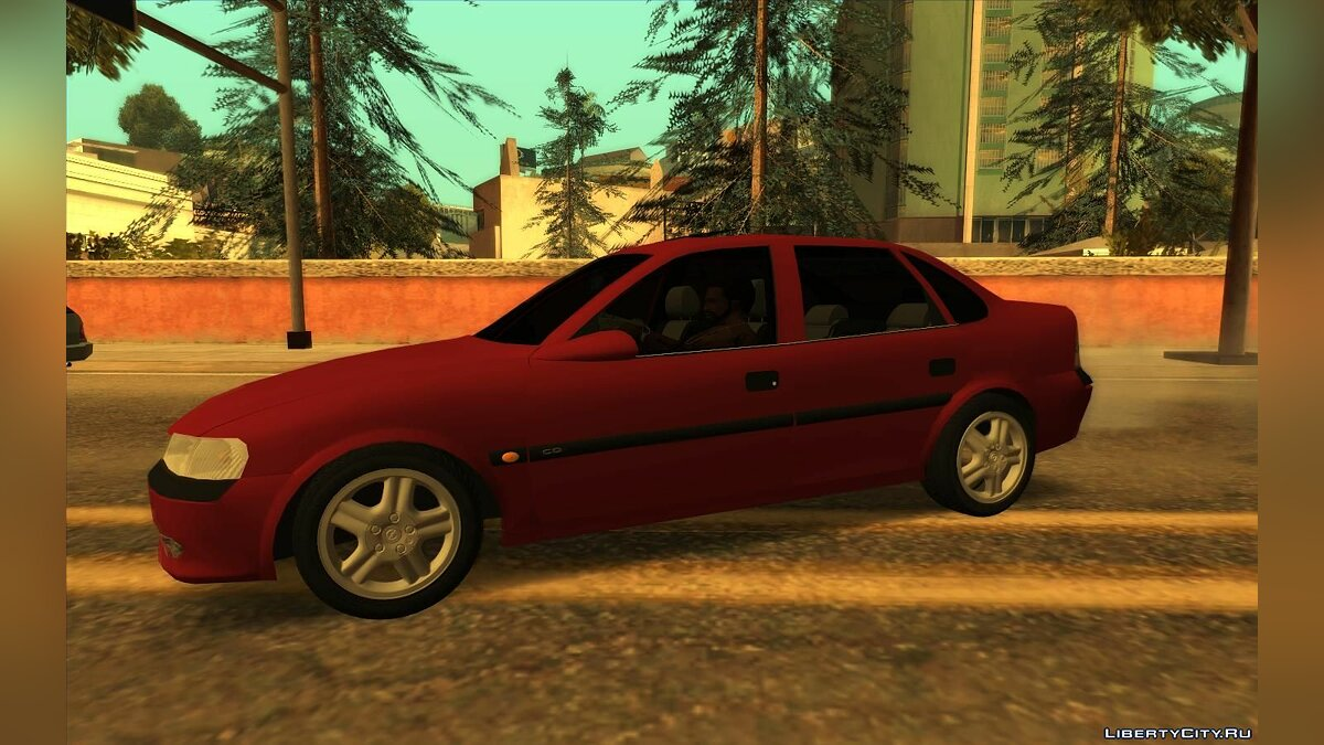 Opel car Opel Vectra B CD 2.0 16v (1996-1999) for GTA San Andreas