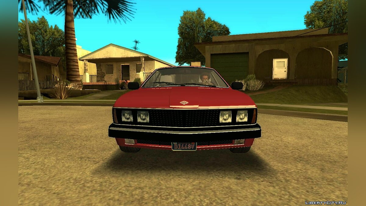 Other car GTA-5 Ubermacht Zion Classic for GTA San Andreas