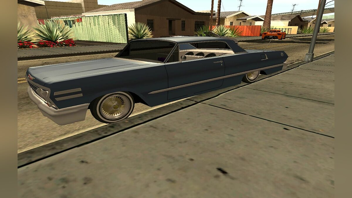 Other car New Voodoo for GTA San Andreas