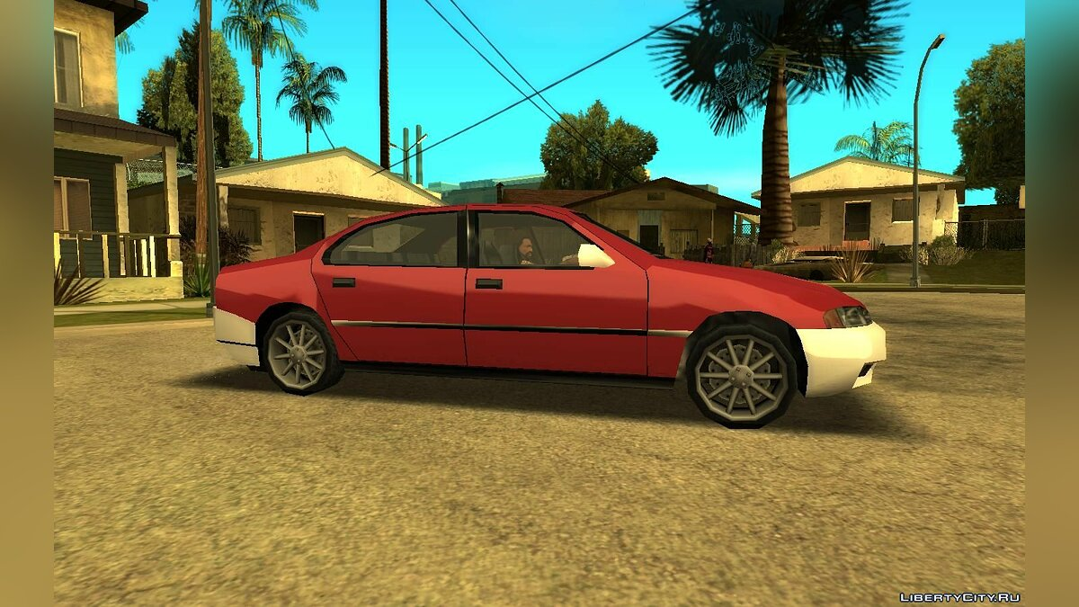 Other car Kuruma from GTA: Liberty City Stories for GTA San Andreas