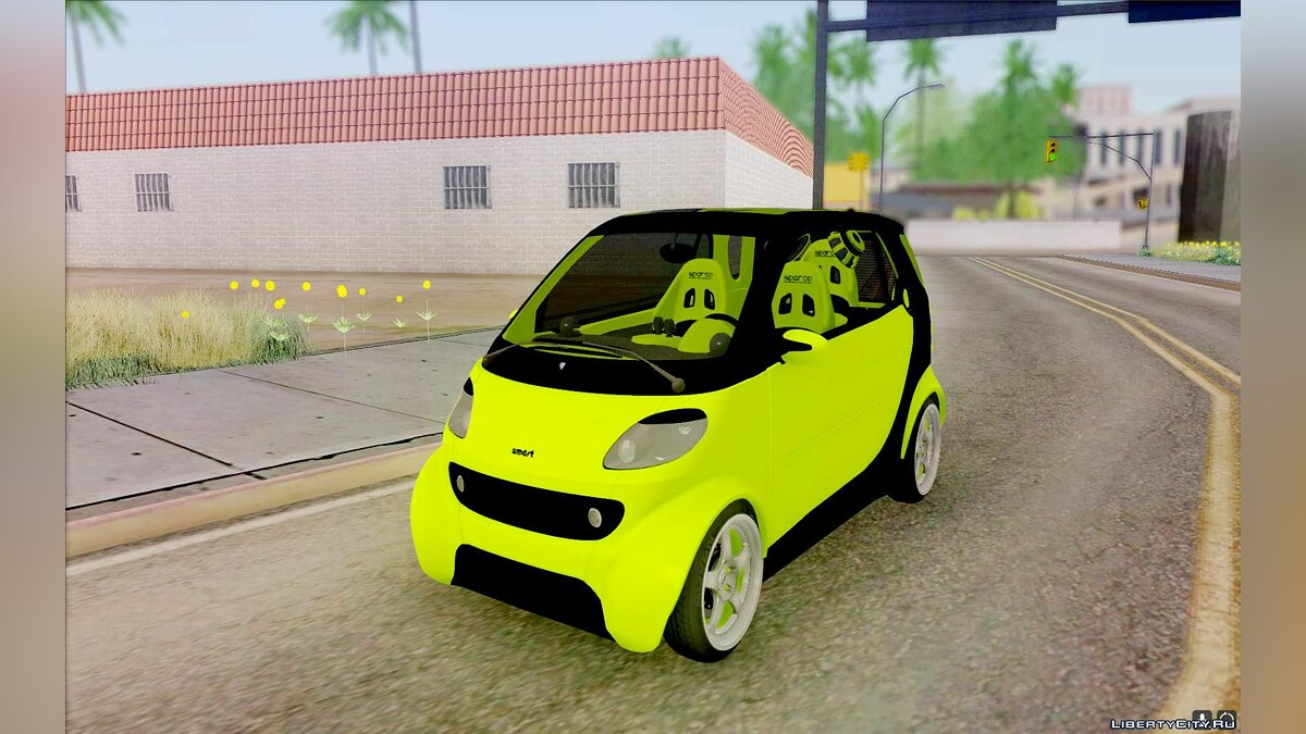 Other car Smart Alienware for GTA San Andreas