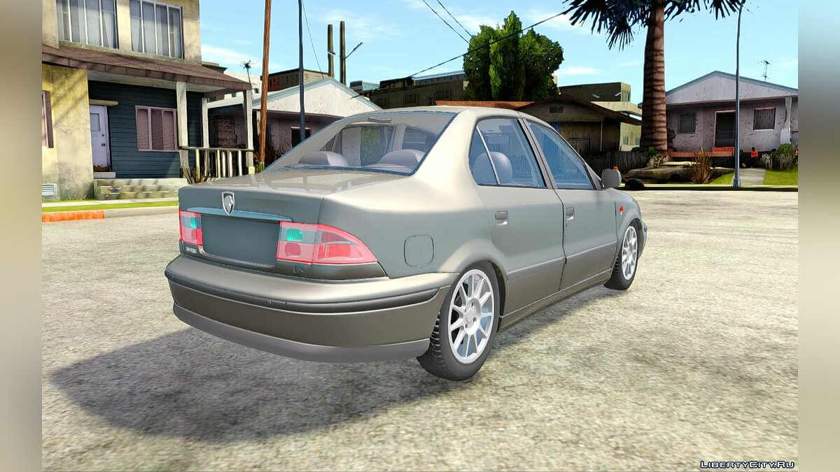 Other car Old Ikco Samand LX for GTA San Andreas