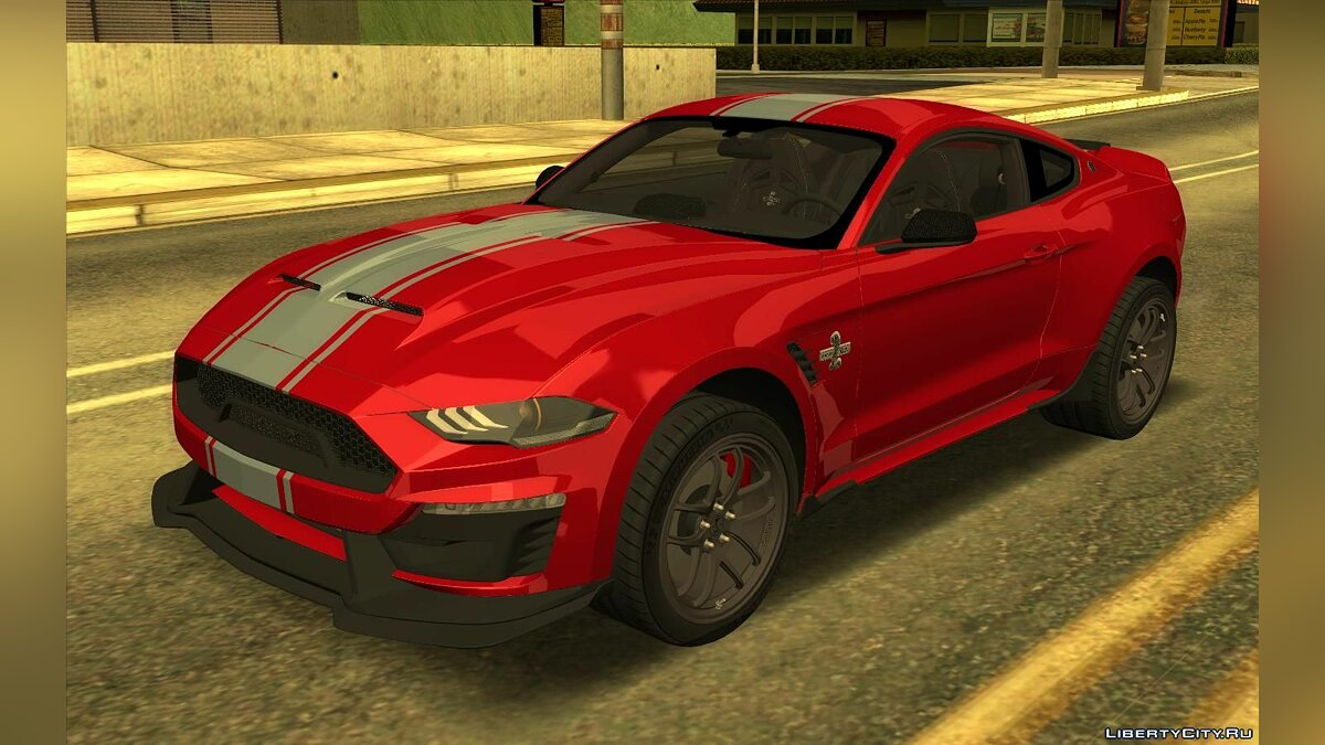 Other car Shelby super snake for GTA San Andreas