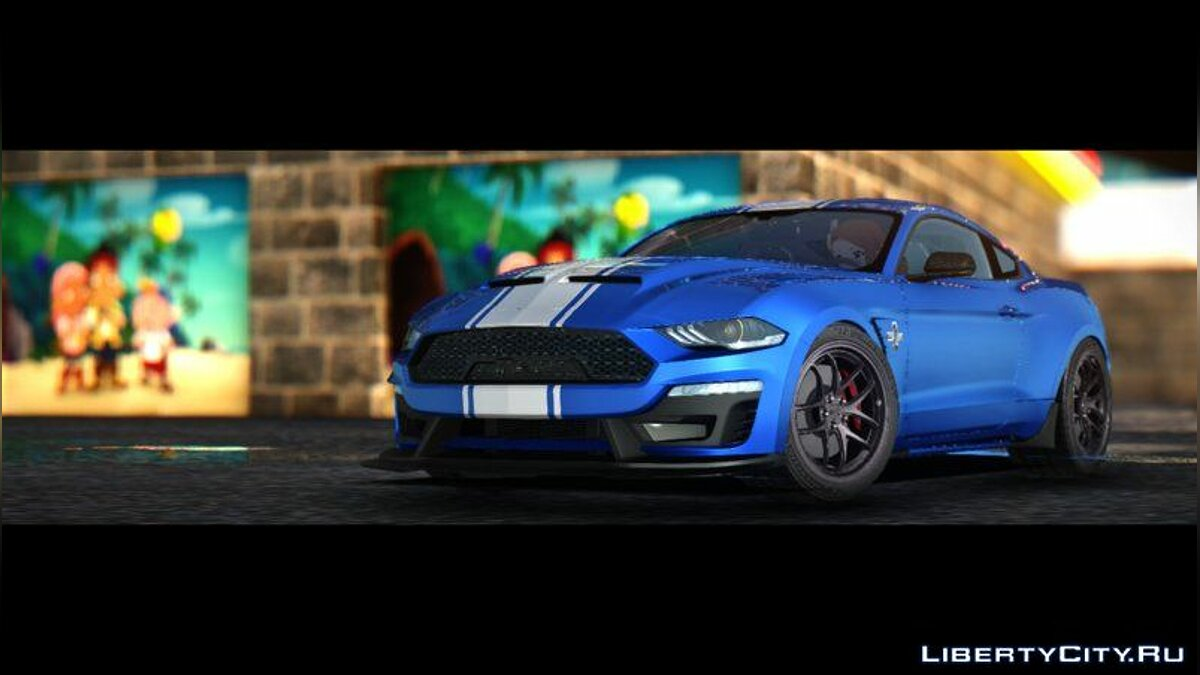 Other car 2019 Shelby Super Snake for GTA San Andreas