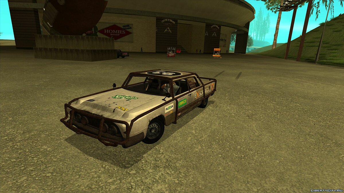 Other car GTA VC Bloodring Banger for GTA San Andreas