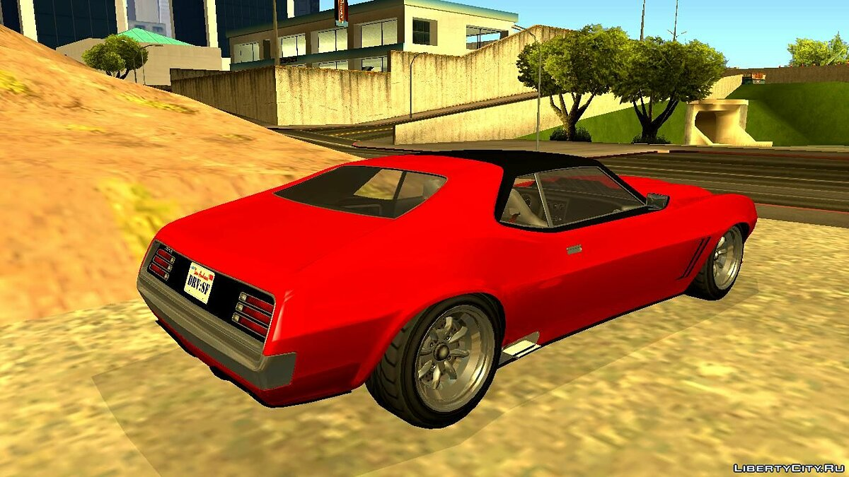 Other car Schyster Deviant from GTA 5 for GTA San Andreas