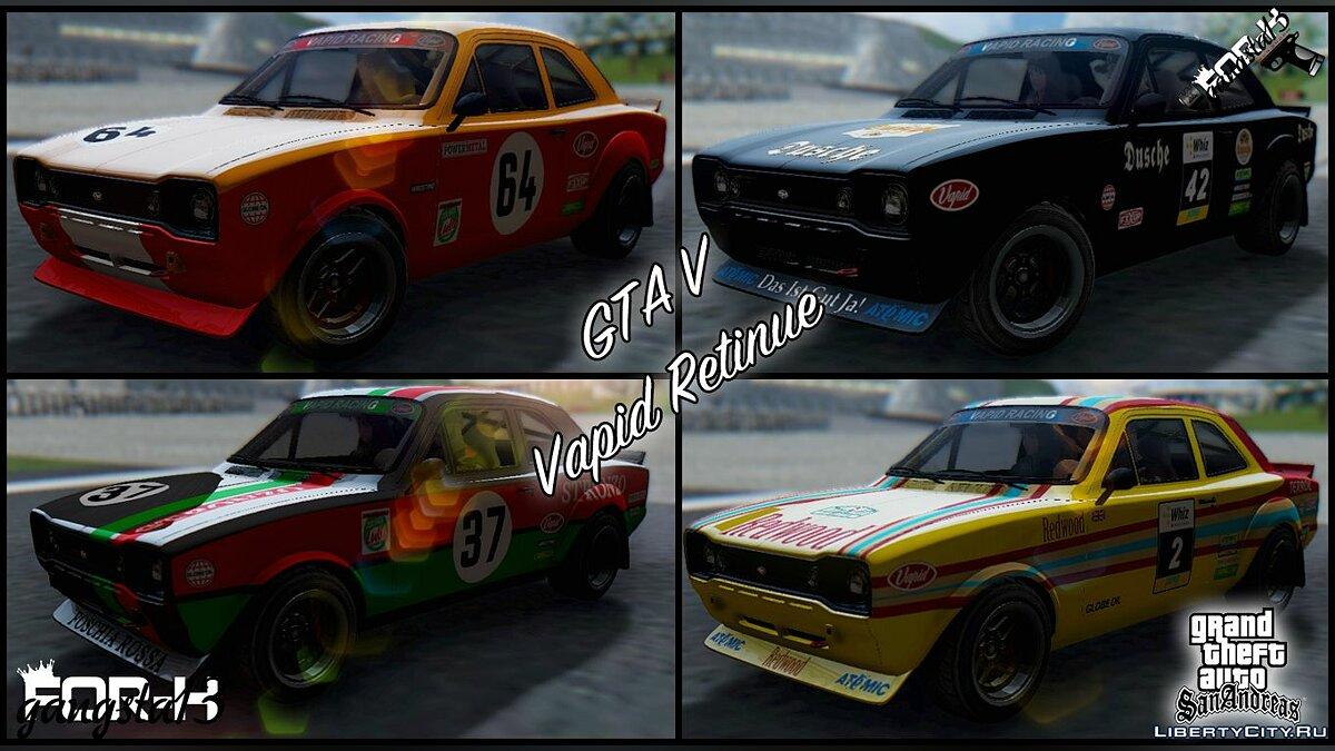 Other car Vapid Retinue from GTA 5 for GTA San Andreas