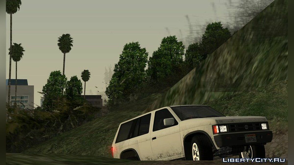 Other car Annis Trailwilder 1992 for GTA San Andreas