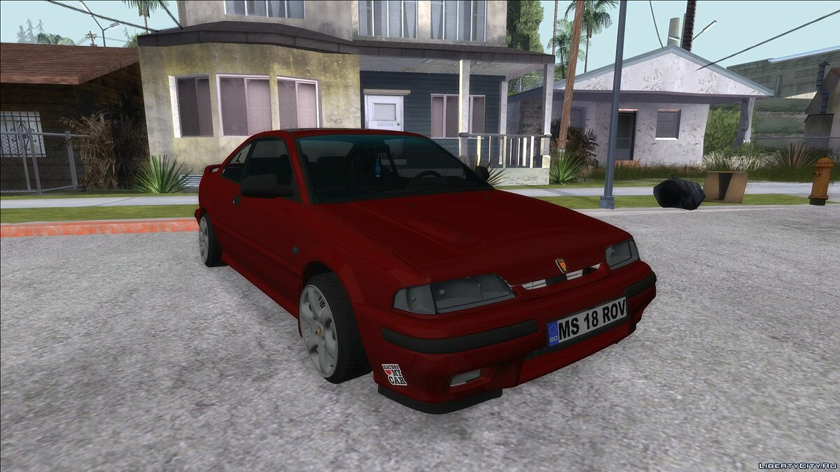 Other car Rover 220 Kent 2 for GTA San Andreas
