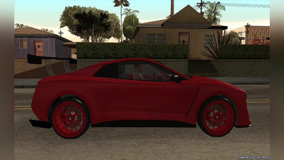 Other car Overflod Imorgon from GTA 5 for GTA San Andreas
