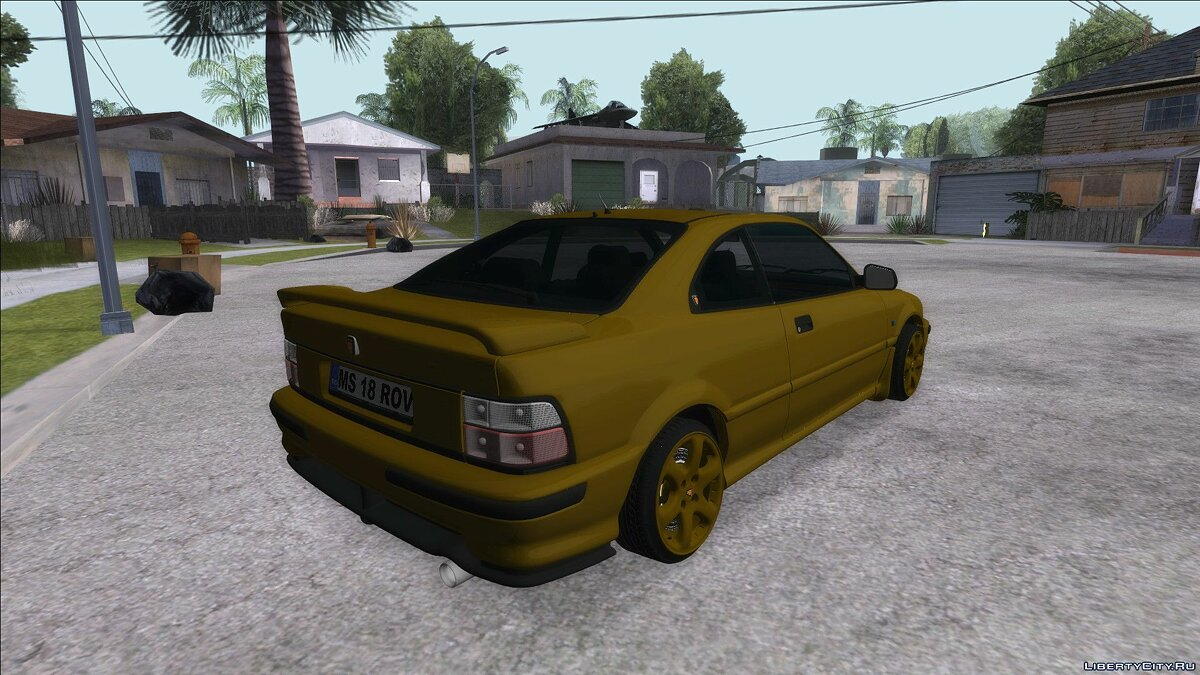 Other car Rover 220 Gold Edition for GTA San Andreas