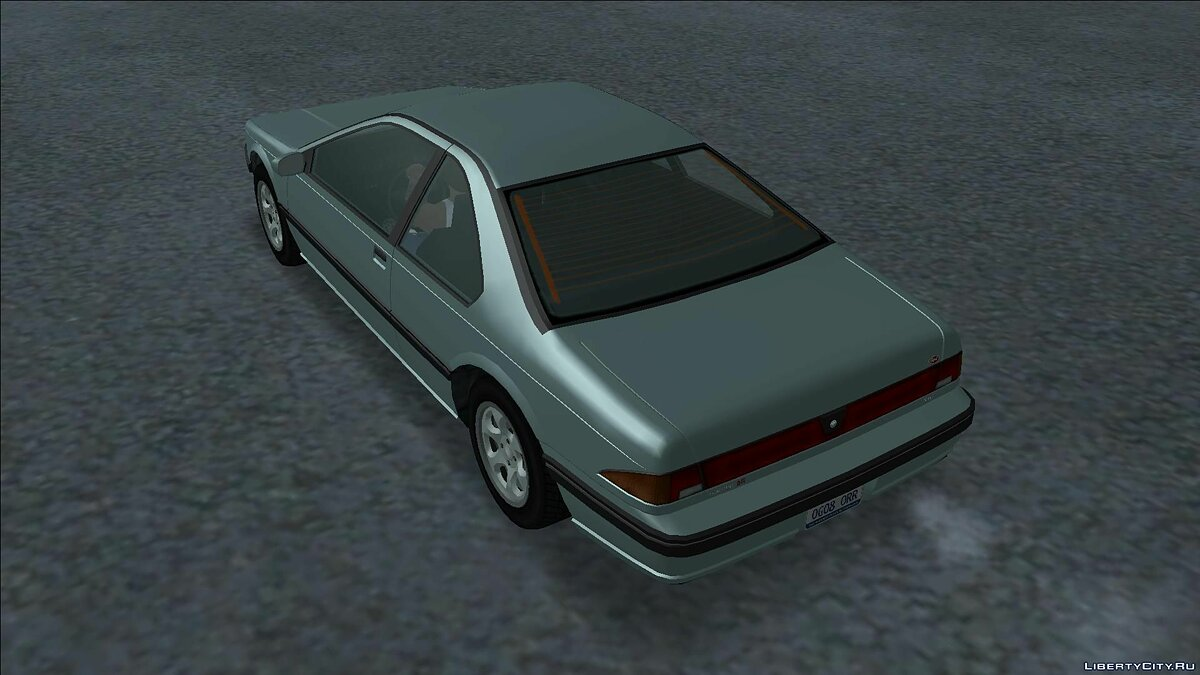 Other car GTA IV Vapid Fortune for GTA San Andreas