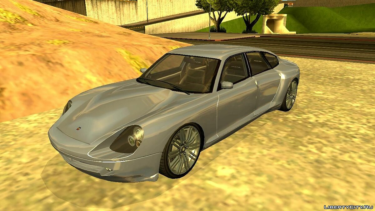 Other car Pfister Alterego from GTA 4 for GTA San Andreas